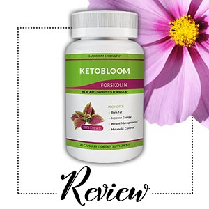 Keto Bloom Forskolin Ingredients